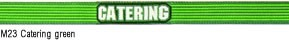M23 Catering green